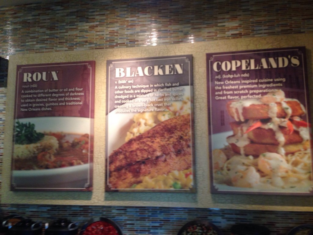 Copeland`s Gourmet Kitchen