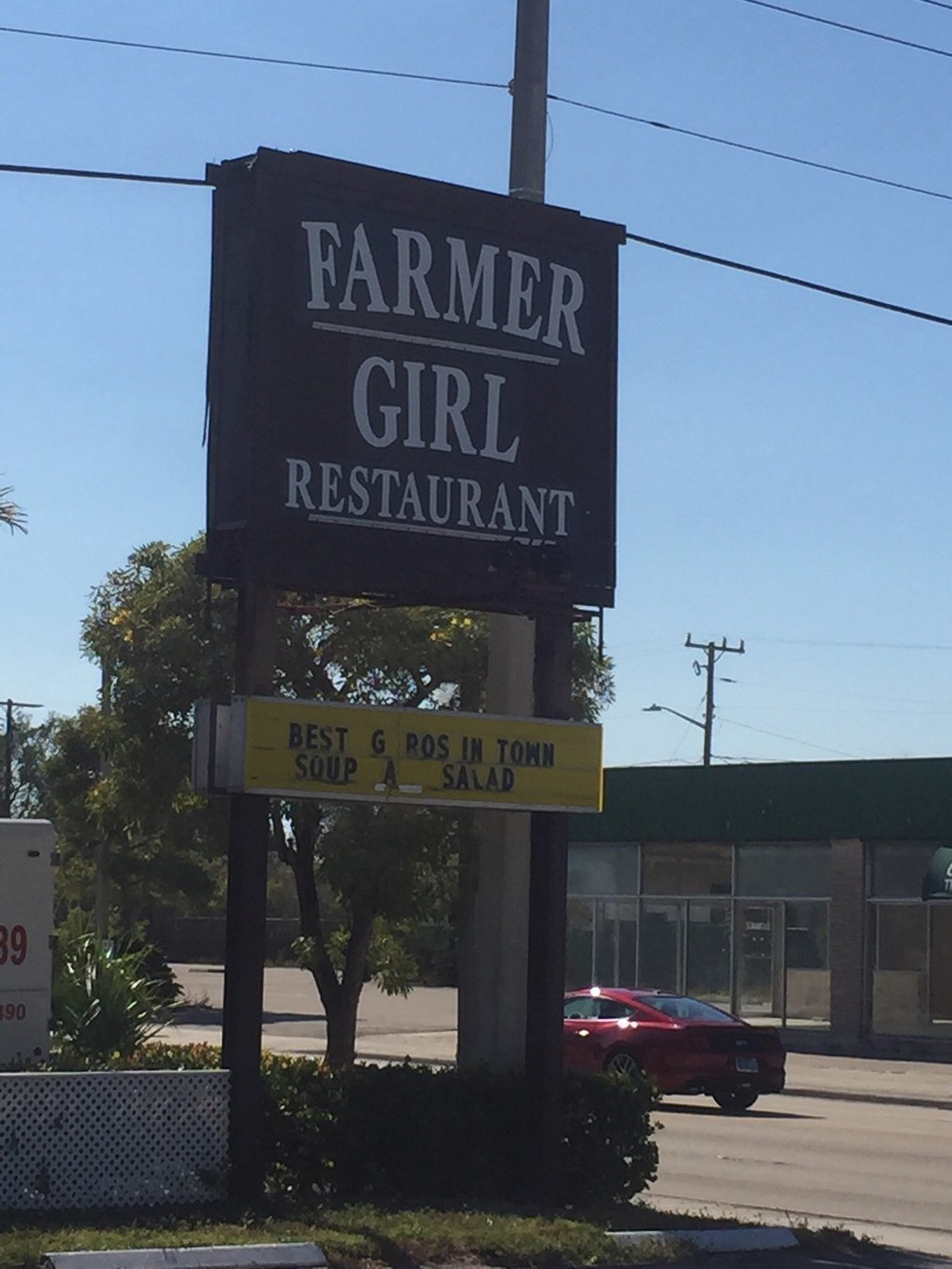 Farmer Girl Restaurant