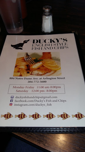 Ducky`s English Style Fish & Chips