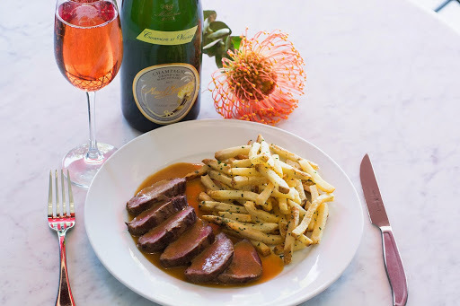 L`Assiette Steak Frites